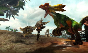 Monster Hunter Generations Review - Screenshot 4 of 11