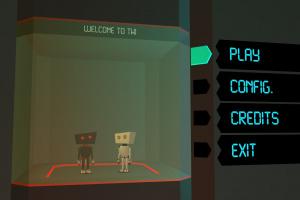Twin Robots Screenshot