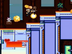 SNES Super Boss Gaiden. Mp4 Snapshot 01. 35 [2016. 07. 13 14. 15. 29]