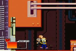 Super Boss Gaiden Screenshot