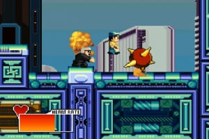 Super Boss Gaiden Screenshot