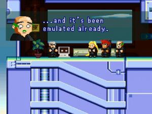 Super Boss Gaiden Review - Screenshot 2 of 3