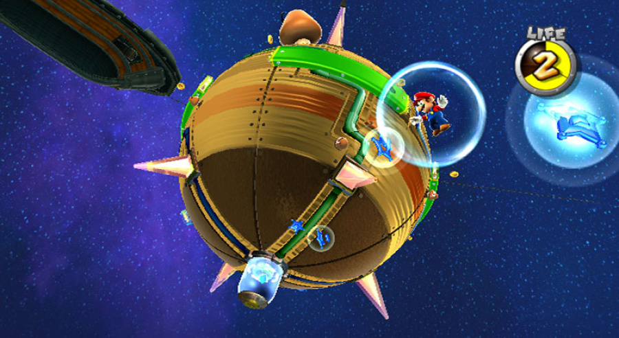 Super Mario Galaxy Review - Screenshot 5 of 5