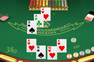 Blackjack 21 Screenshot