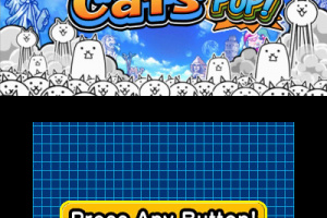 The Battle Cats POP! Screenshot