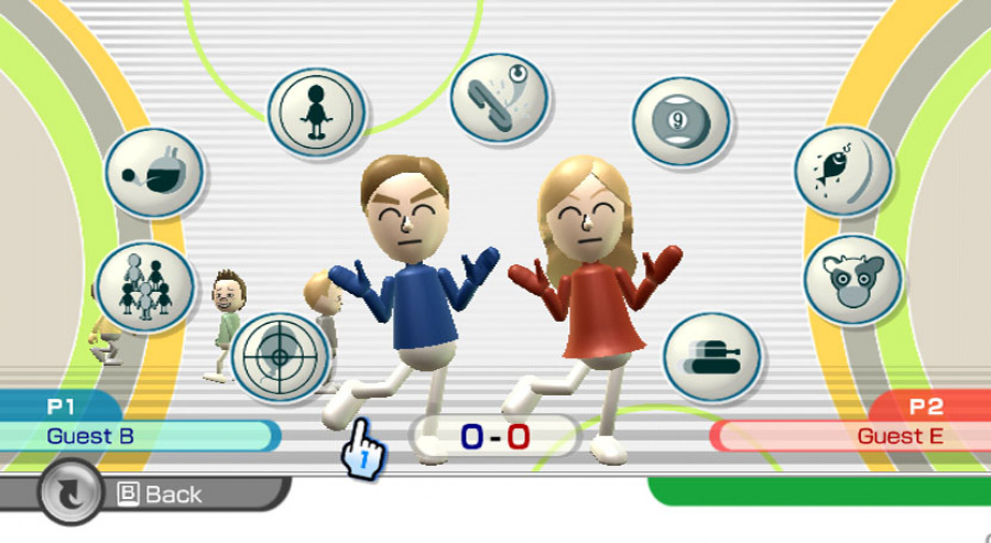 Wii Play Review - Screenshot 4 of 5