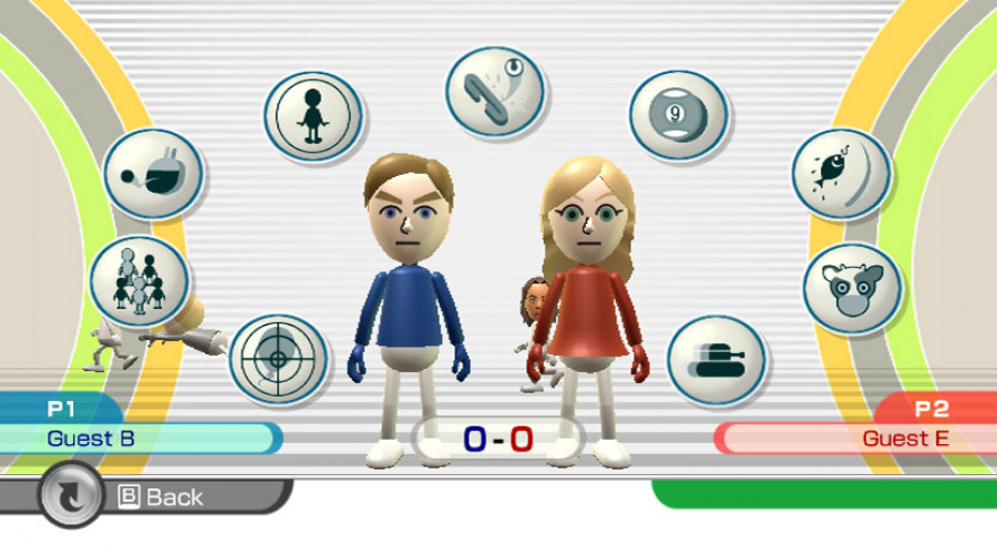 Wii Play Review - Screenshot 2 of 6