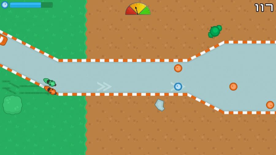 Hot Rod Racer Review - Screenshot 1 of 3