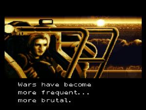 Front Mission Series: Gun Hazard Review - Screenshot 3 of 5