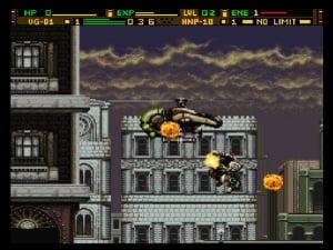 Front Mission Series: Gun Hazard Review - Screenshot 2 of 5
