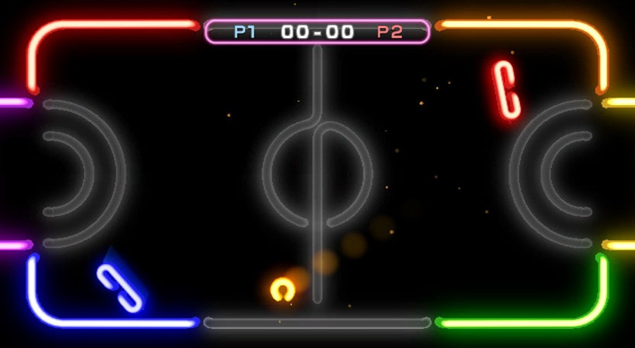 Wii Play Screenshot