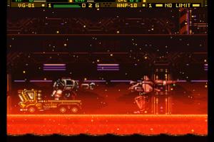 Front Mission Series: Gun Hazard Screenshot