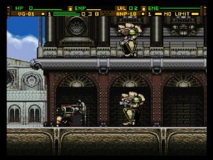 Front Mission Series: Gun Hazard Review - Screenshot 1 of 5
