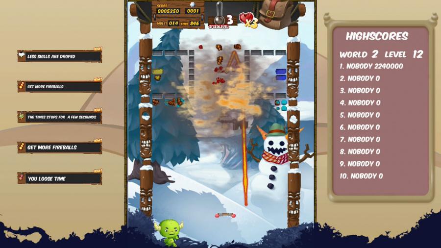 Dragon Skills Review - Screenshot 1 of 2