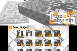 Puzzle Labyrinth Screenshot