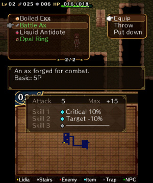 Adventure Labyrinth Story Review - Screenshot 2 of 4