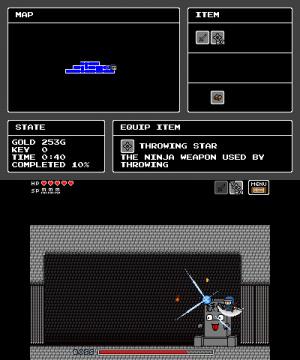 Ninja Smasher! Review - Screenshot 3 of 4