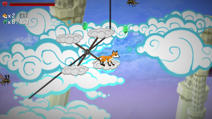 Rynn's Adventure: Trouble in the Enchanted Forest Review - Screenshot 4 of 4