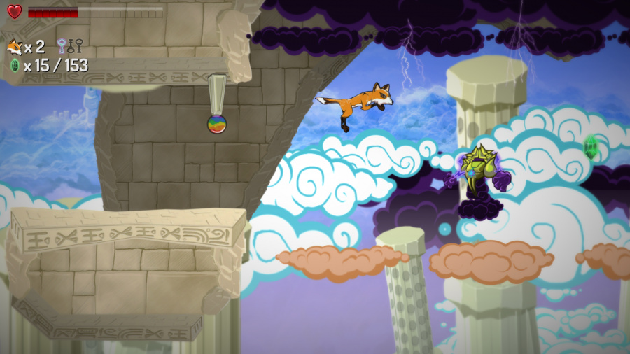 Rynn's Adventure: Trouble in the Enchanted Forest Review - Screenshot 1 of 4