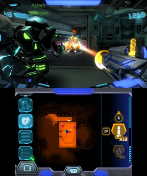 Metroid Prime: Federation Force Review - Screenshot 4 of 9