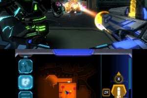 Metroid Prime: Federation Force Screenshot