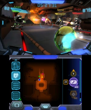 Metroid Prime: Federation Force Review - Screenshot 1 of 9