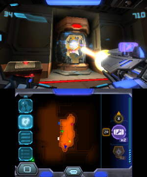 Metroid Prime: Federation Force Review - Screenshot 8 of 9