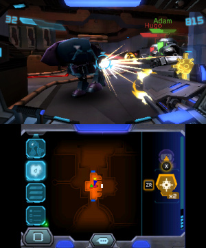 Metroid Prime: Federation Force Review - Screenshot 7 of 9