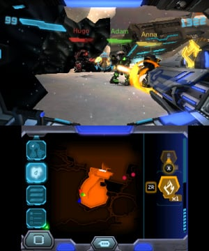 Metroid Prime: Federation Force Review - Screenshot 3 of 9