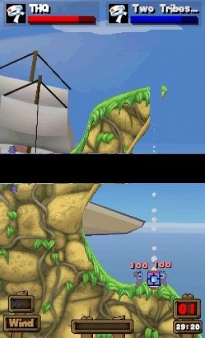 Worms: Open Warfare 2 Review - Screenshot 2 of 3