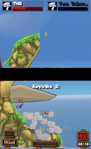 Worms: Open Warfare 2 Review - Screenshot 1 of 3