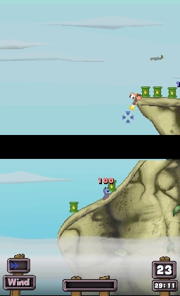 Worms: Open Warfare 2 Screenshot