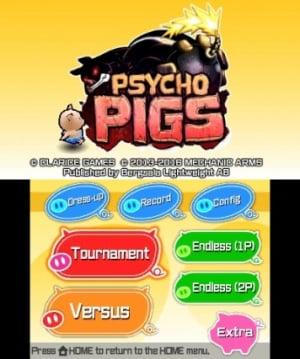 Psycho Pigs Review - Screenshot 1 of 3