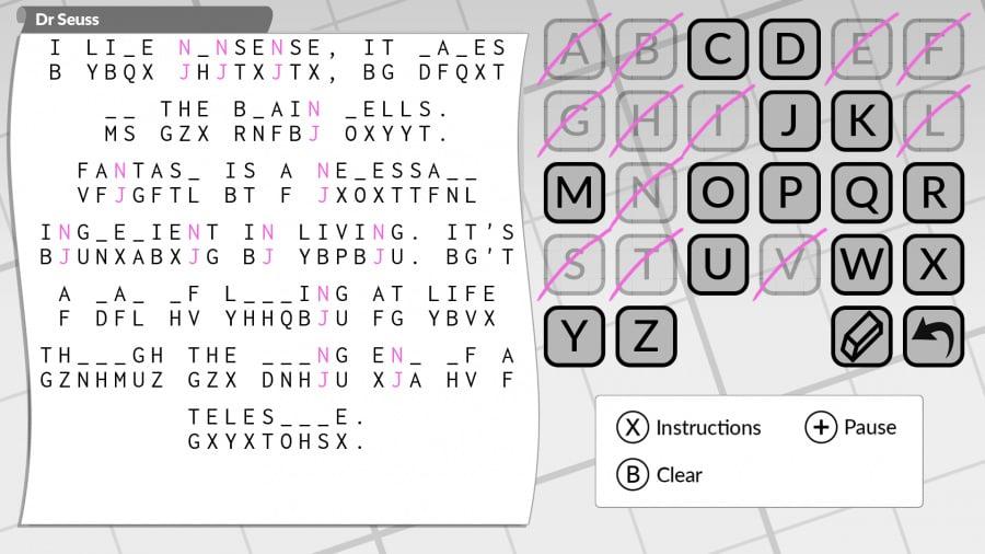 Word Logic by POWGI Review - Screenshot 3 of 3