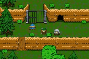 Adventure Party: Cats and Caverns Screenshot