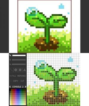 Pixel Paint Review - Screenshot 4 of 4