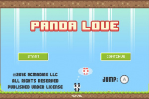PANDA LOVE Screenshot