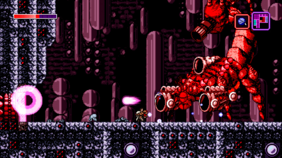 Axiom Verge Review - Screenshot 3 of 4