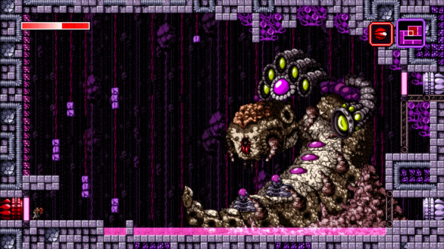 Axiom Verge Review - Screenshot 4 of 4