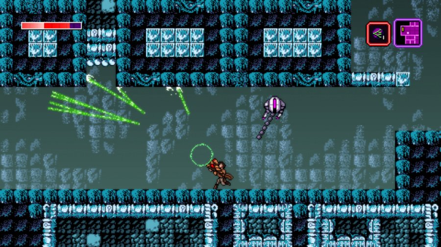 Axiom Verge Review - Screenshot 2 of 4