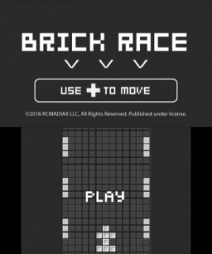 Brick Race Review - Screenshot 1 of 3