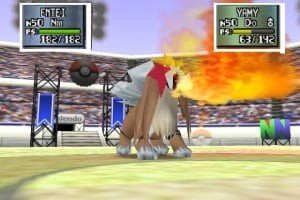 Pokémon Stadium 2 Screenshot