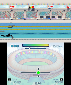 Stickman Super Athletics Review - Screenshot 1 of 2
