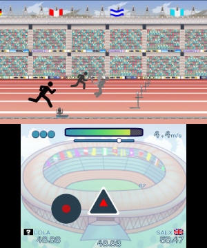 Stickman Super Athletics Review - Screenshot 1 of 2