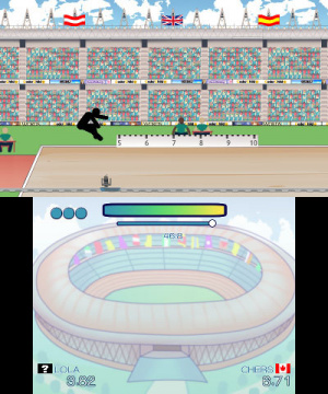 Stickman Super Athletics Review - Screenshot 2 of 2