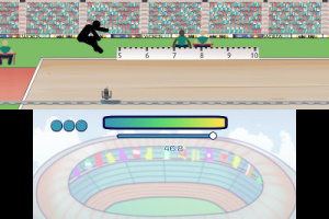 Stickman Super Athletics Screenshot