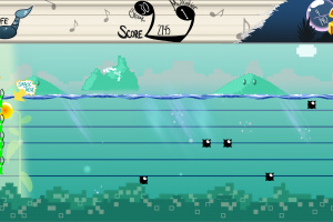Tadpole Treble Screenshot