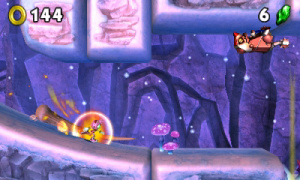 Sonic Boom: Fire & Ice Review - Screenshot 3 of 6