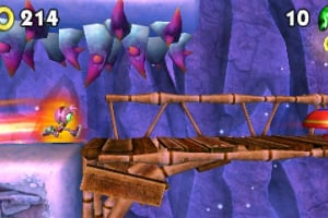Sonic Boom: Fire & Ice Screenshot