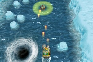Sonic Boom: Fire & Ice Screenshot